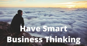 Have Smart Business Thinking