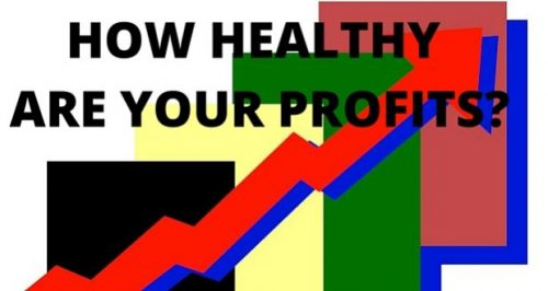 How Healthy Are Your Profits? Is Your Business Profit Good?