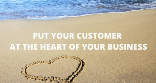 Put Your Customer at The Heart Of Your Business