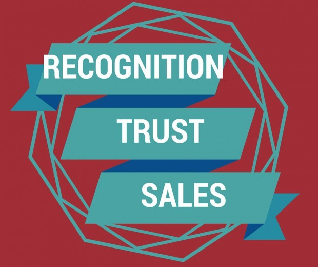 RECOGNITION, TRUST, SALES