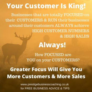 Your-Customer-Is-King-2-350x350 HAVE TOTAL CUSTOMER FOCUS