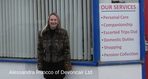 Alessandra Ruocco of Devoncair Ltd