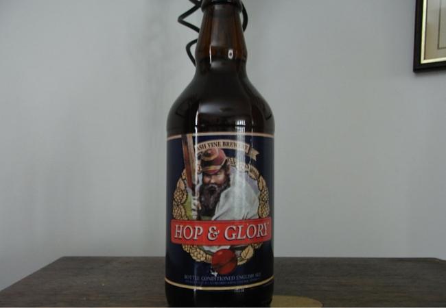 Ash Vine Brewery's Hop & Glory