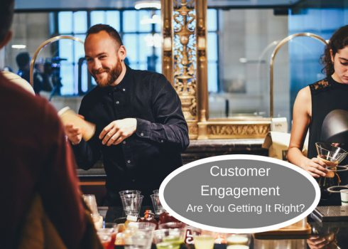 Want To Double Your Customer Numbers? Double them by increasing your customer engagement