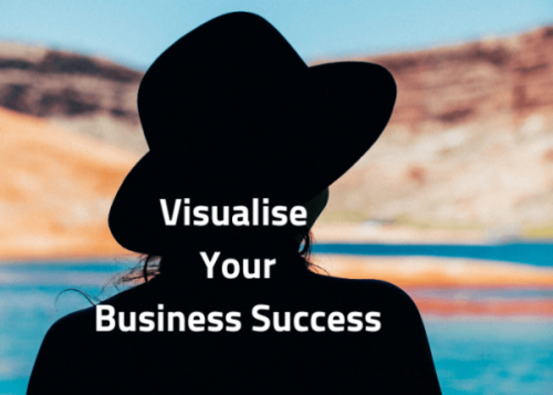 Visualise Your Success. Visualise your goals and keep thinking about them