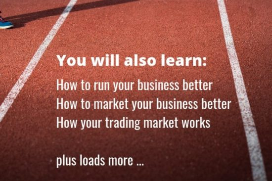 Business Success. Know & Understand Your Competition blog